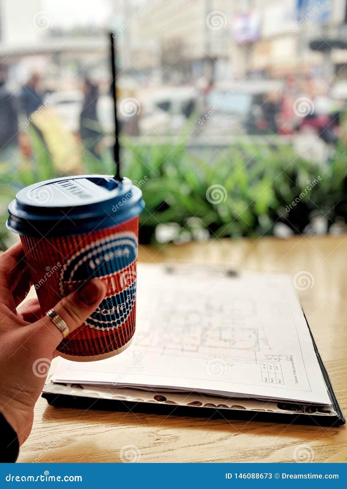 Pranzo della pausa caff?