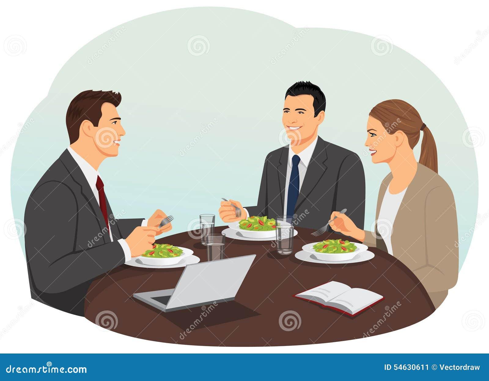 Pranzo di affari