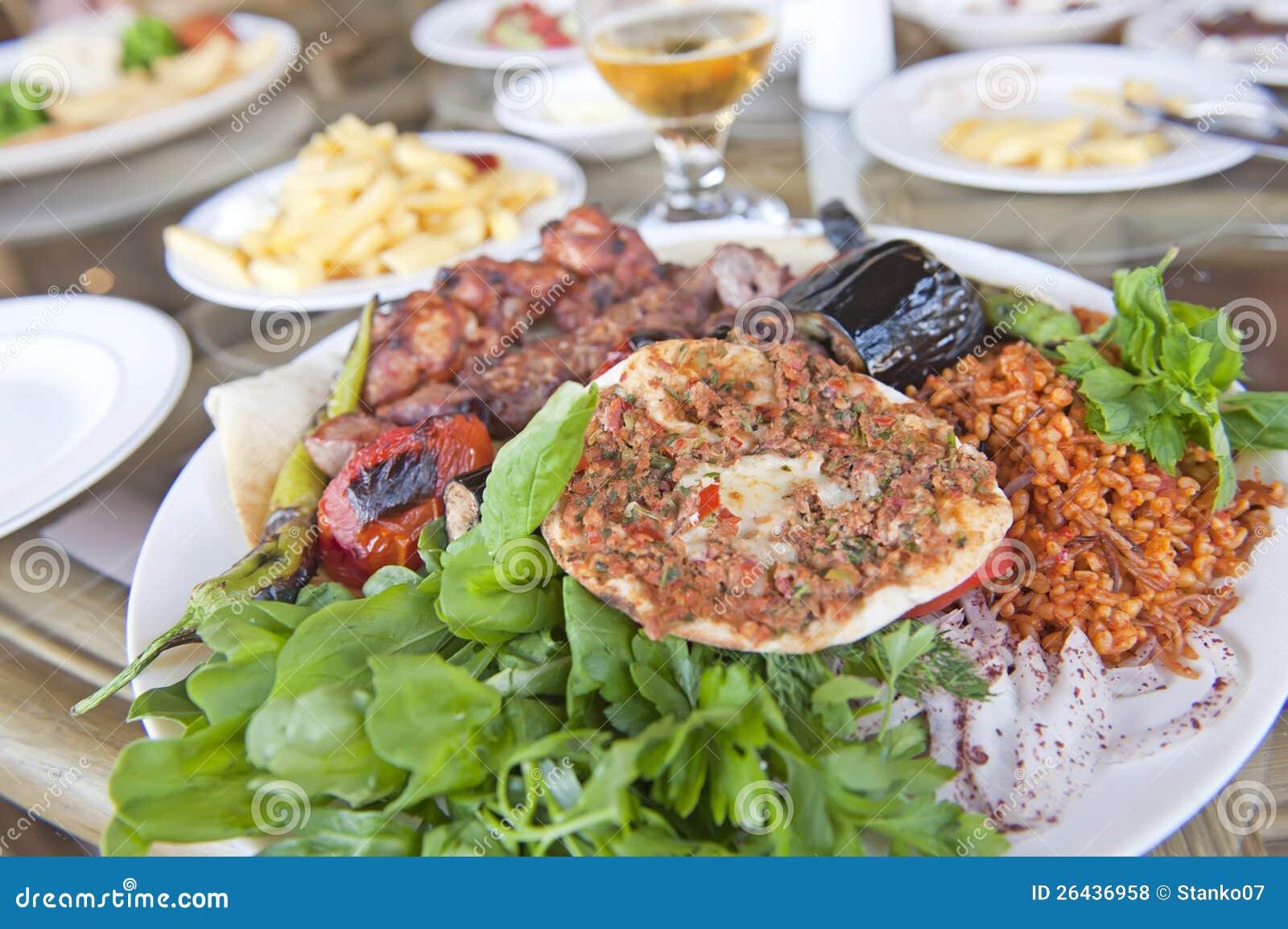 Pranzo turco