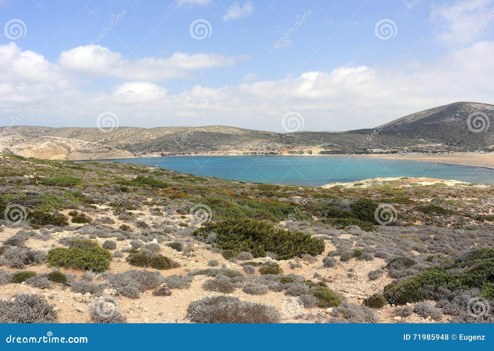 Prasonisi,罗得岛,希腊