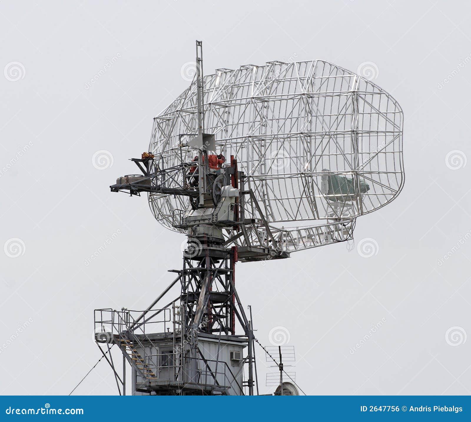 Prata do close up do prato do radar