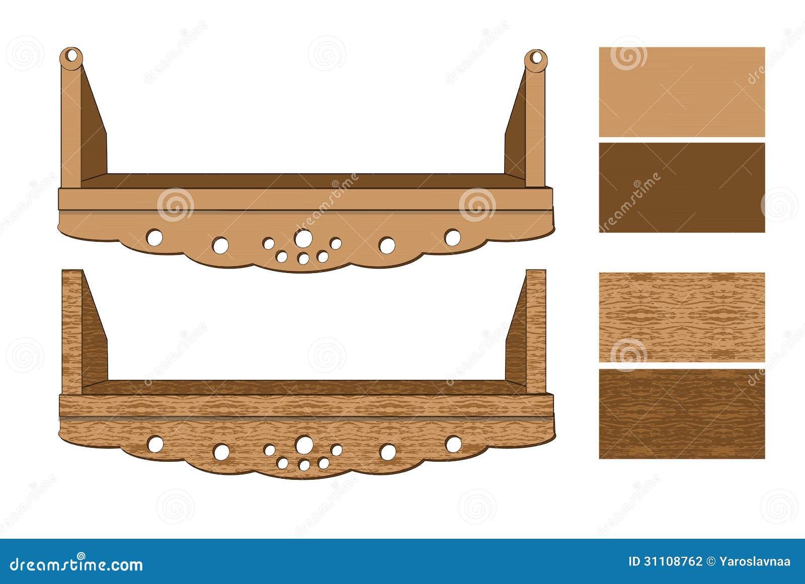 Mais imagens similares de ` Prateleiras de madeira em um fundo branco  #84A625 1300x960