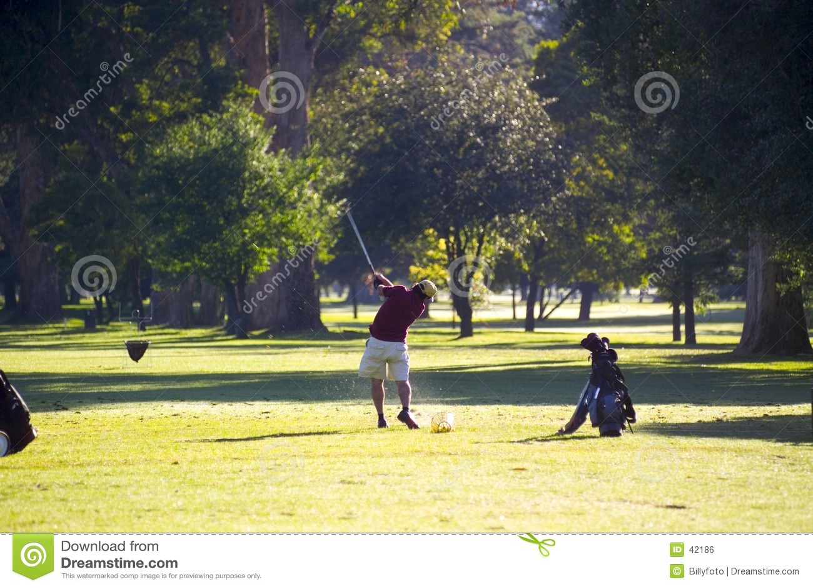 Pratica di golf
