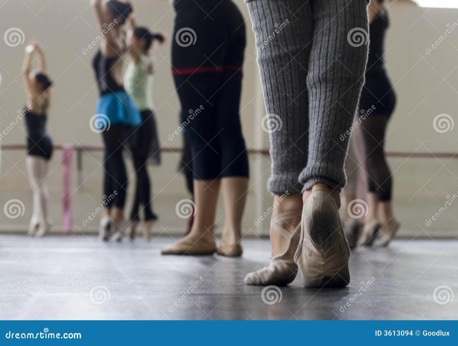 Pratique en matière de danse de ballet