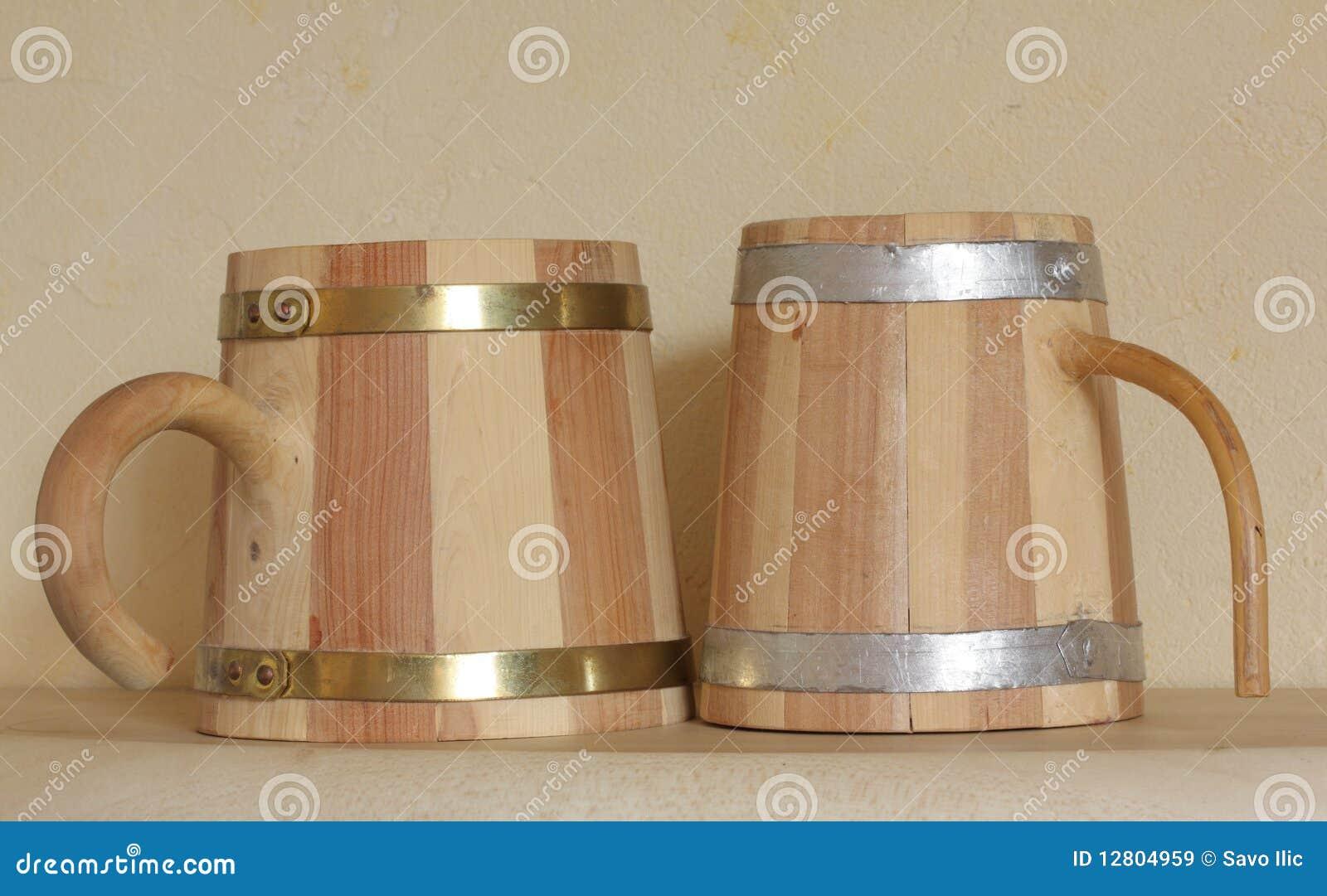 Prato de madeira