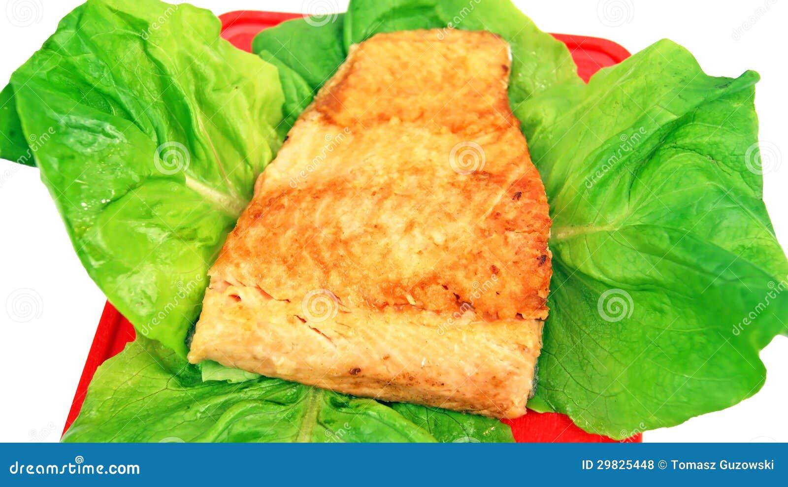 Prato de peixes