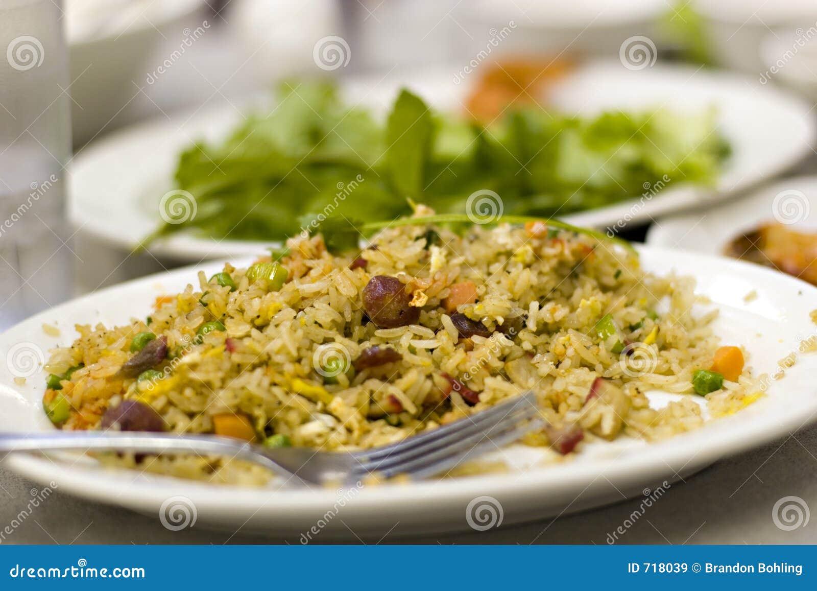Prato do arroz