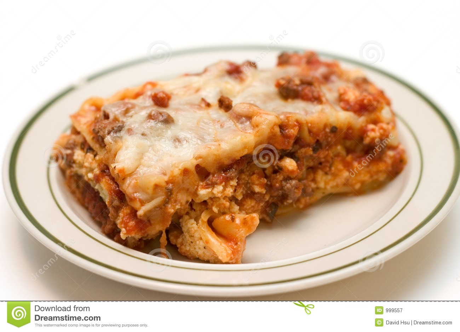 Prato do Lasagna