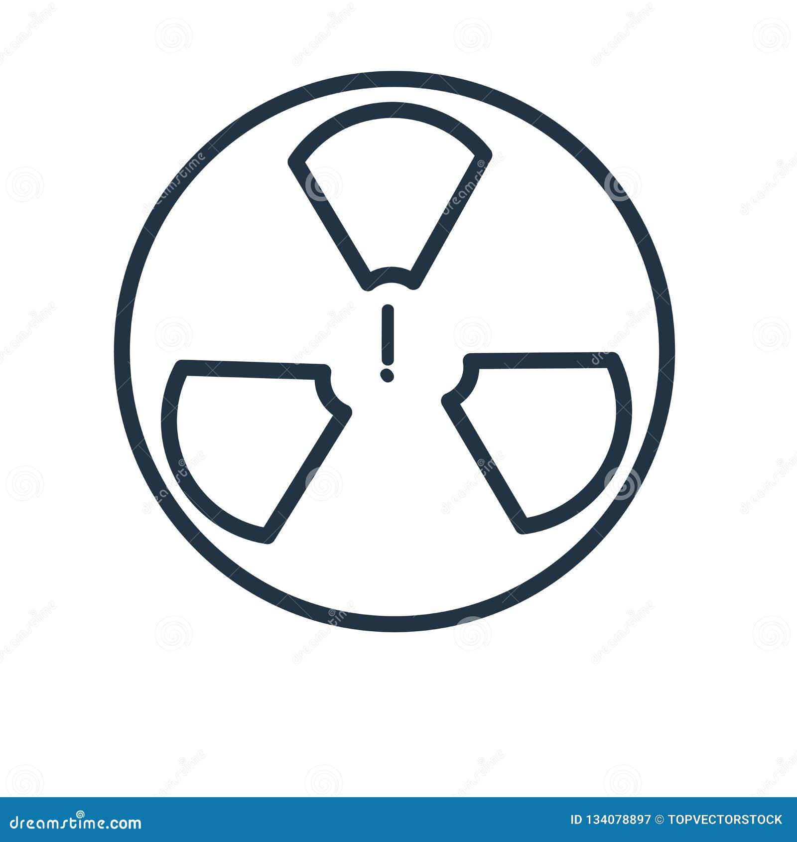 Prawej strzały ikony wektor odizolowywający na białym tle, Prawej strzały znak