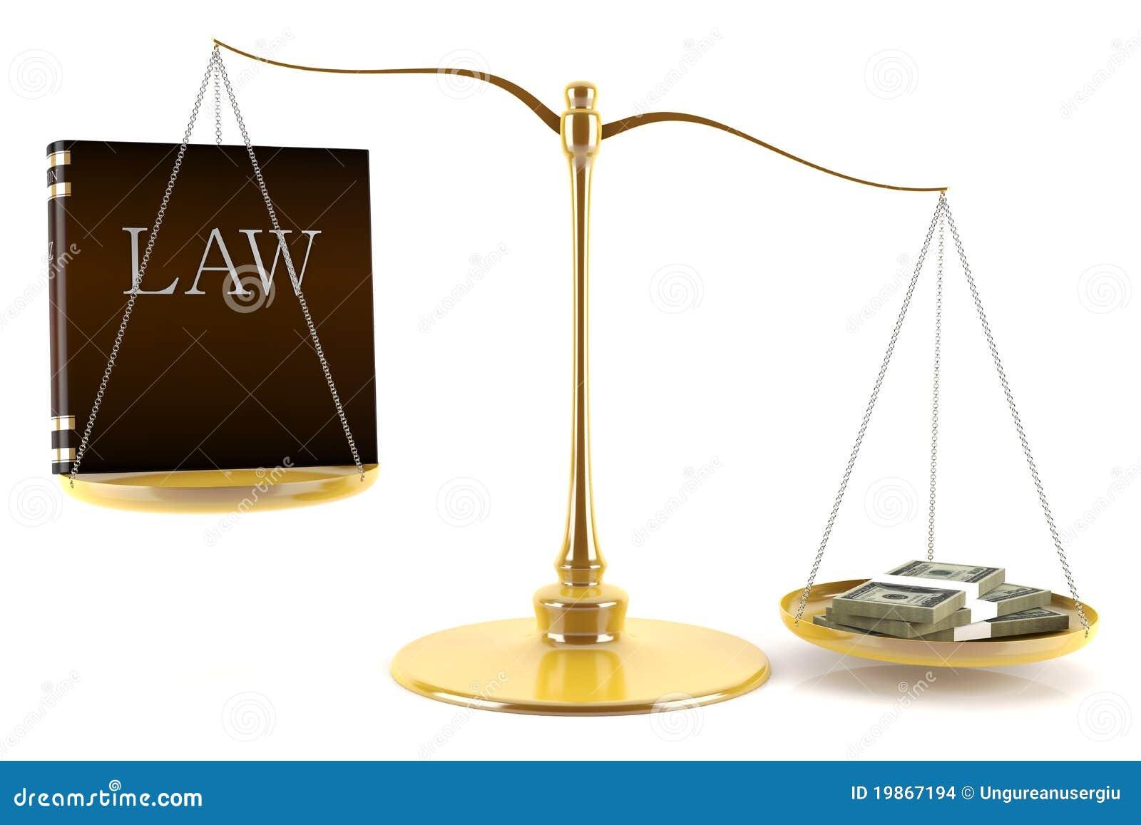 Prawo balansowy pieniądze