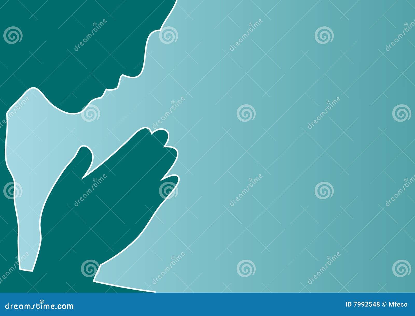 Pray o cartão