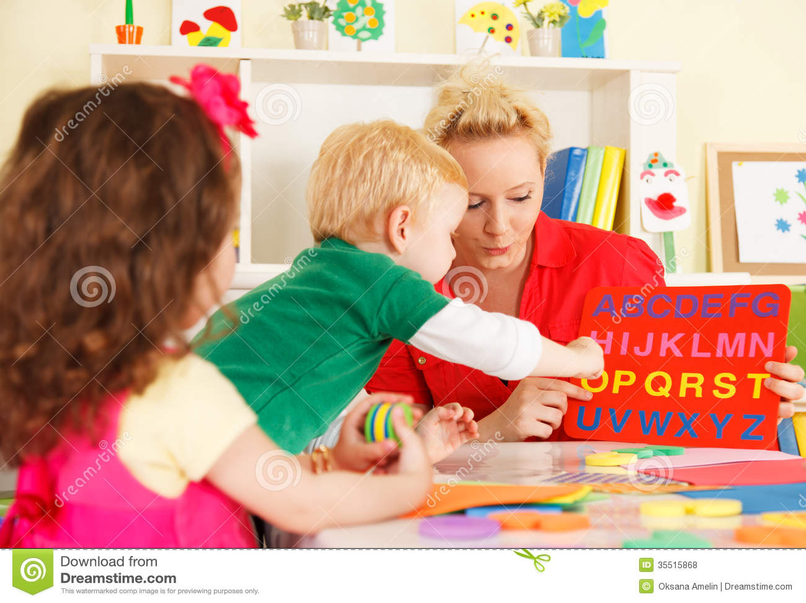 understanding the pre school child a Understand your child's transition from a preschool program to kindergarten.