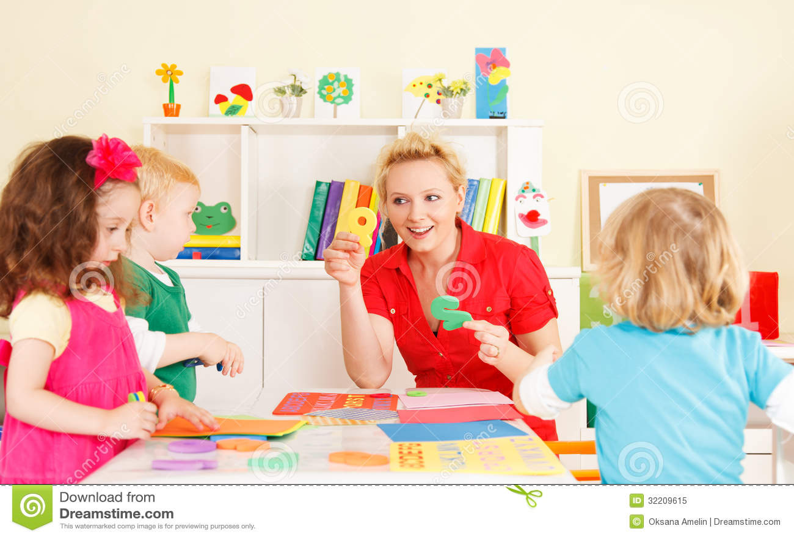 understanding the pre school child a