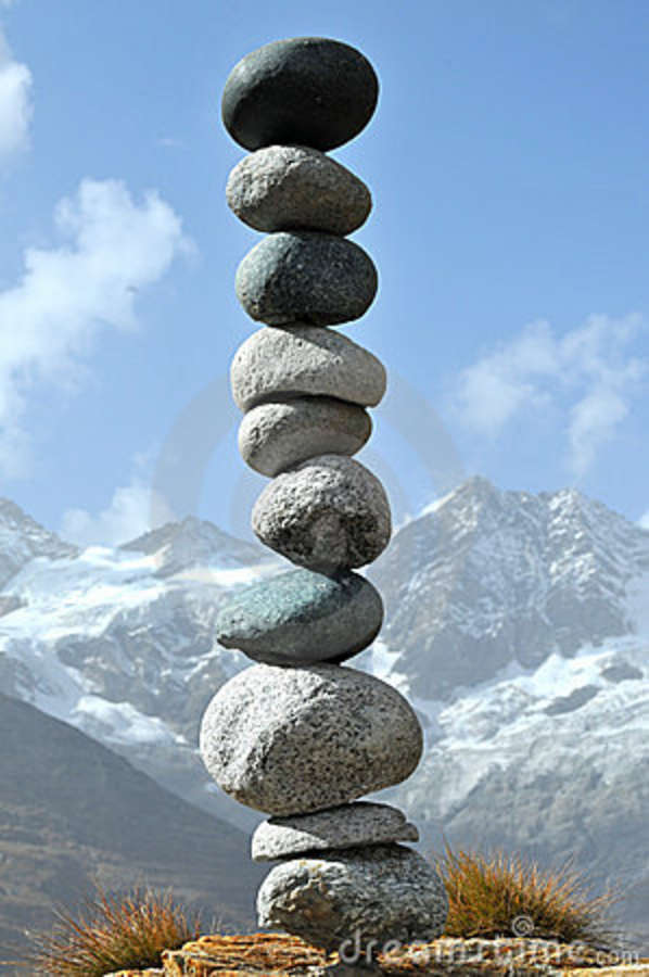 Precarious Royalty Free Stock Images - Image: 16419529