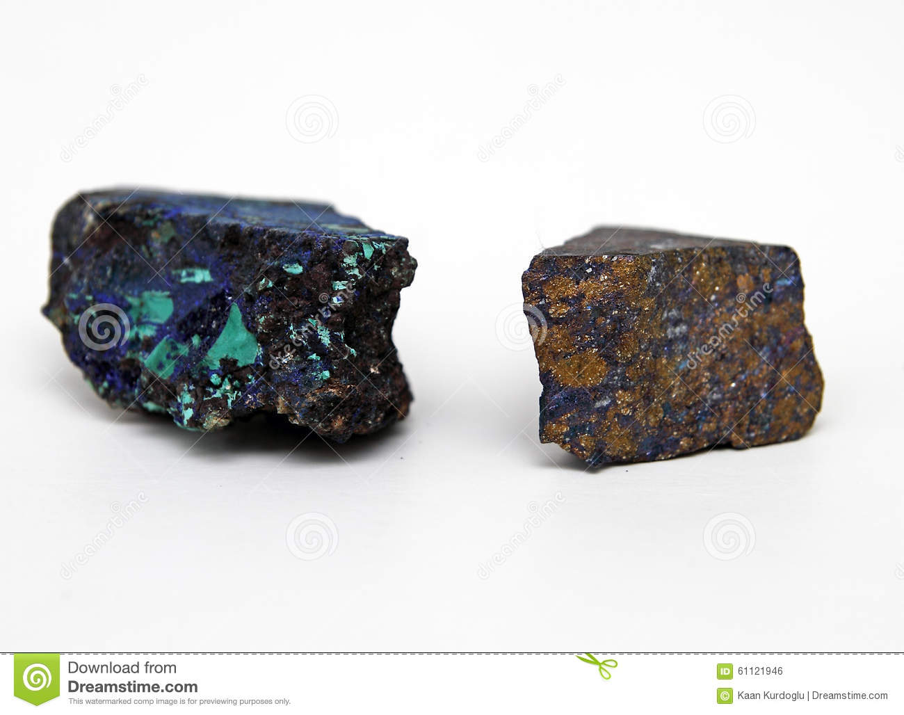 Download Precious stones stock photo. Image of rough, nature, closeup - 61121946