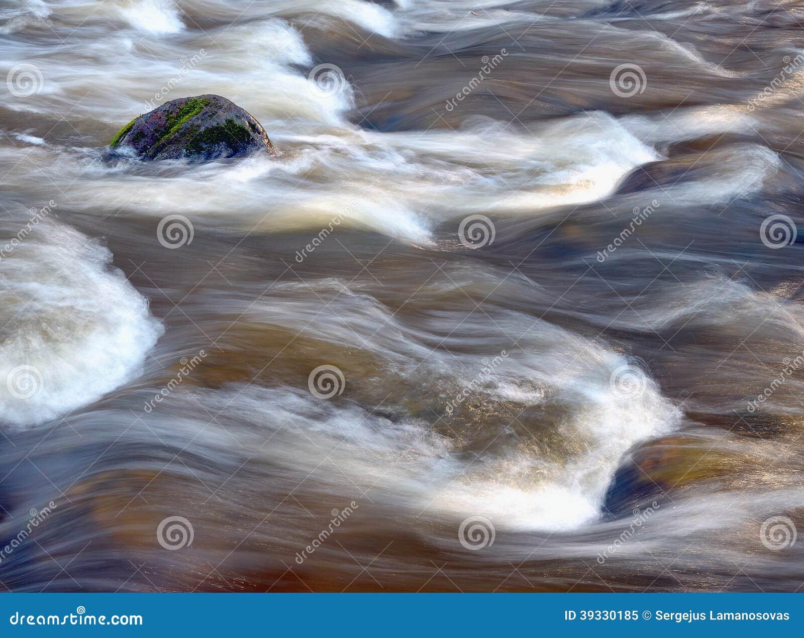 Precipitación del agua