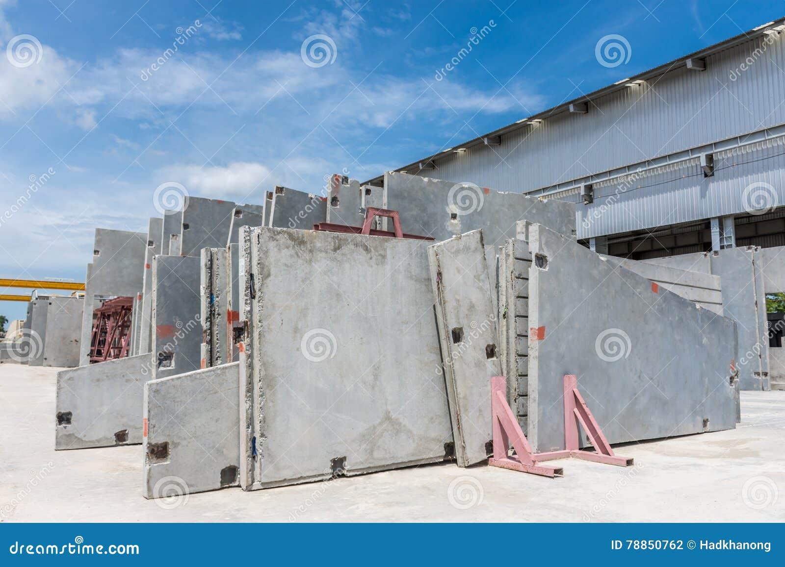 Prefabriceer concreet muurpaneel