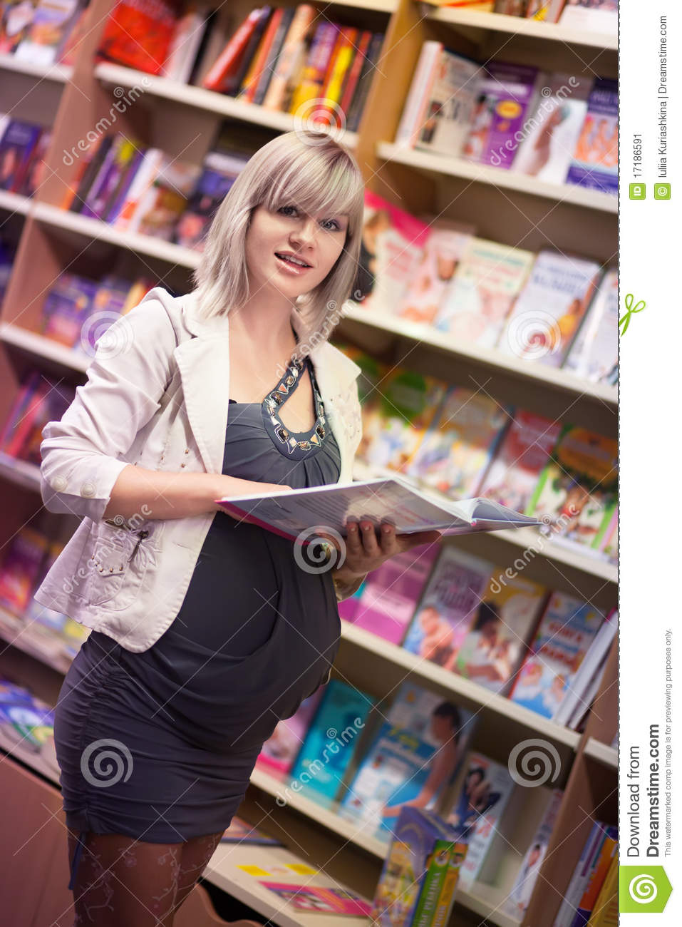Anatomy Of Pregnant Woman Stock Image 0791 Manual Guide