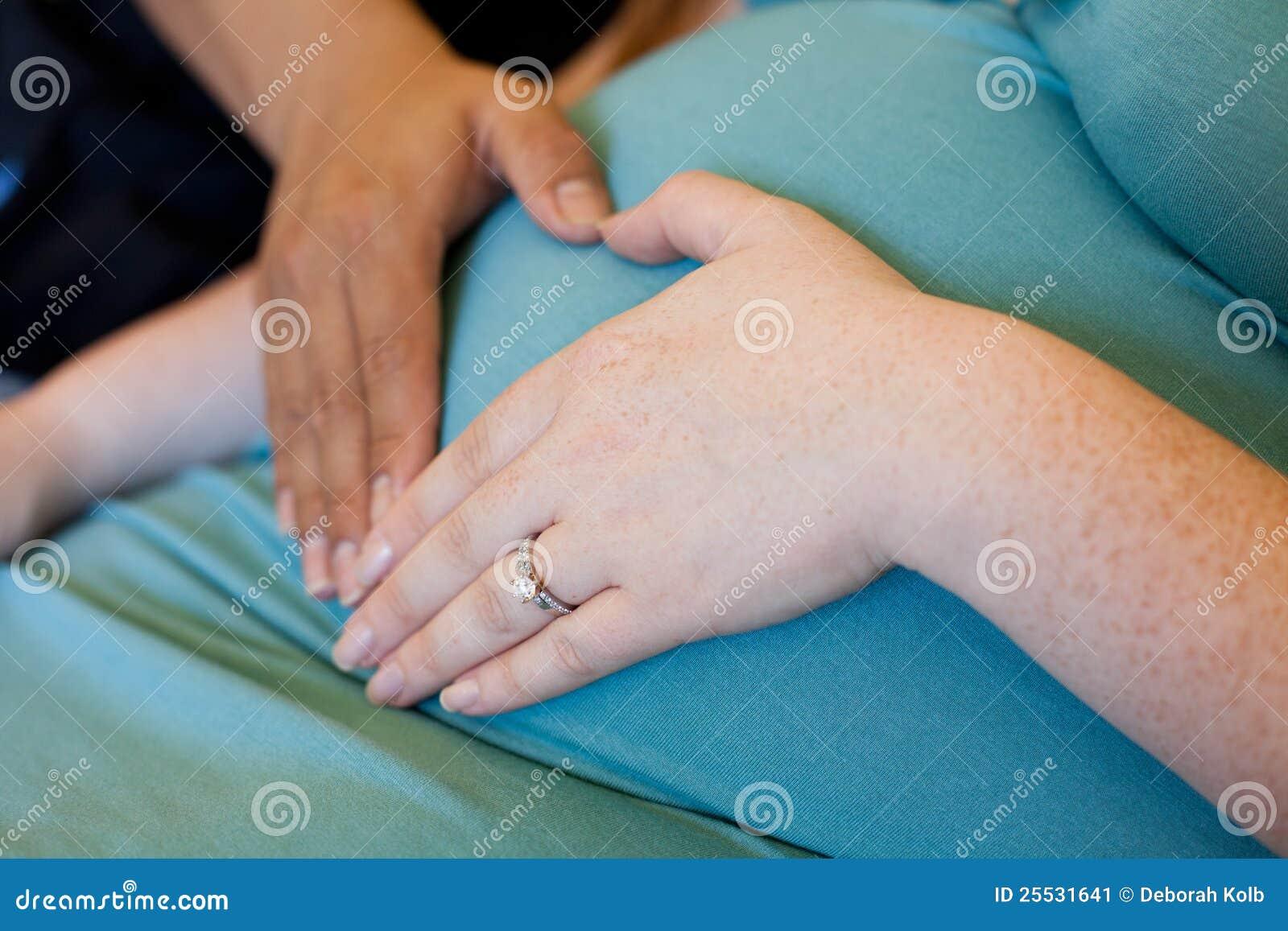 Выделения водянистые во время беременности