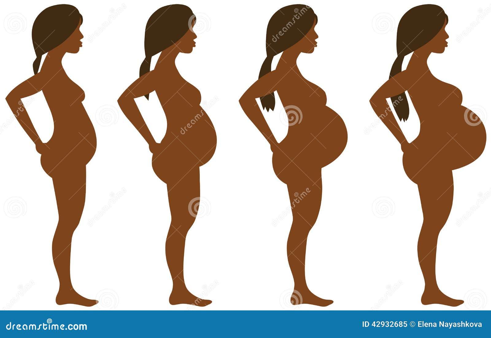 Adolescent enceinte de jumeaux