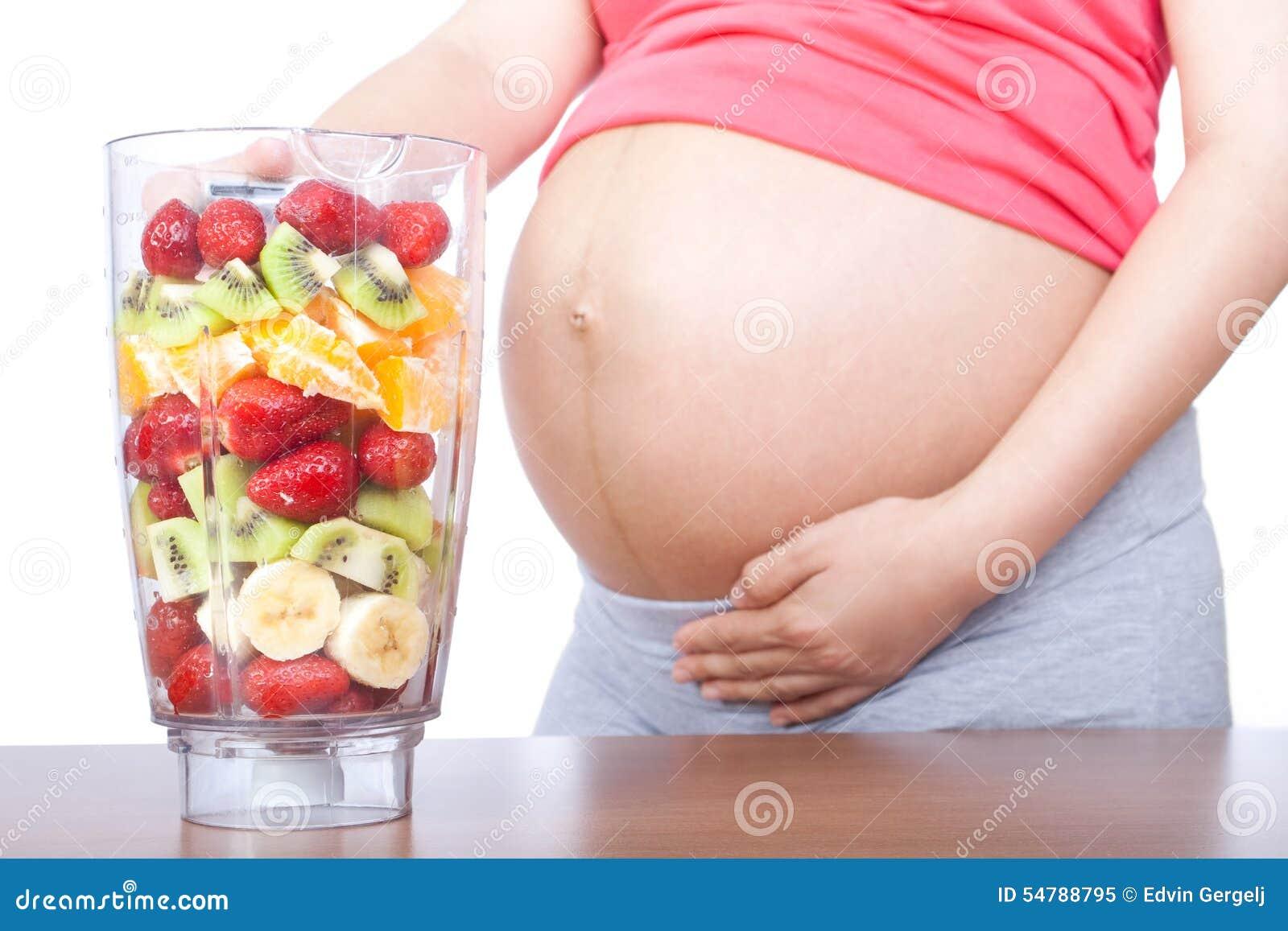Pregnant Fruit 50