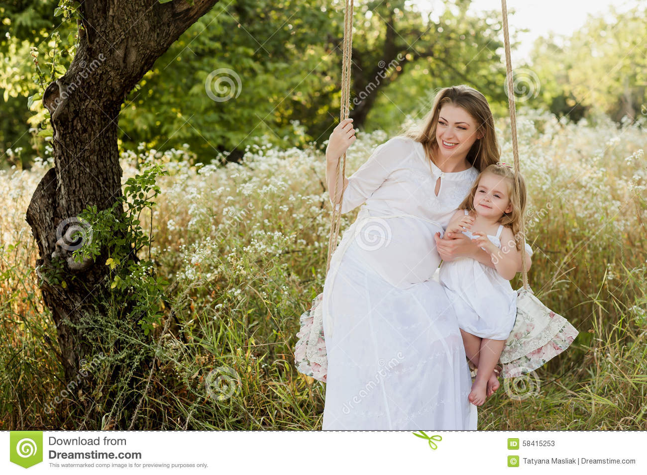 Beautiful mother with small boy gay 8