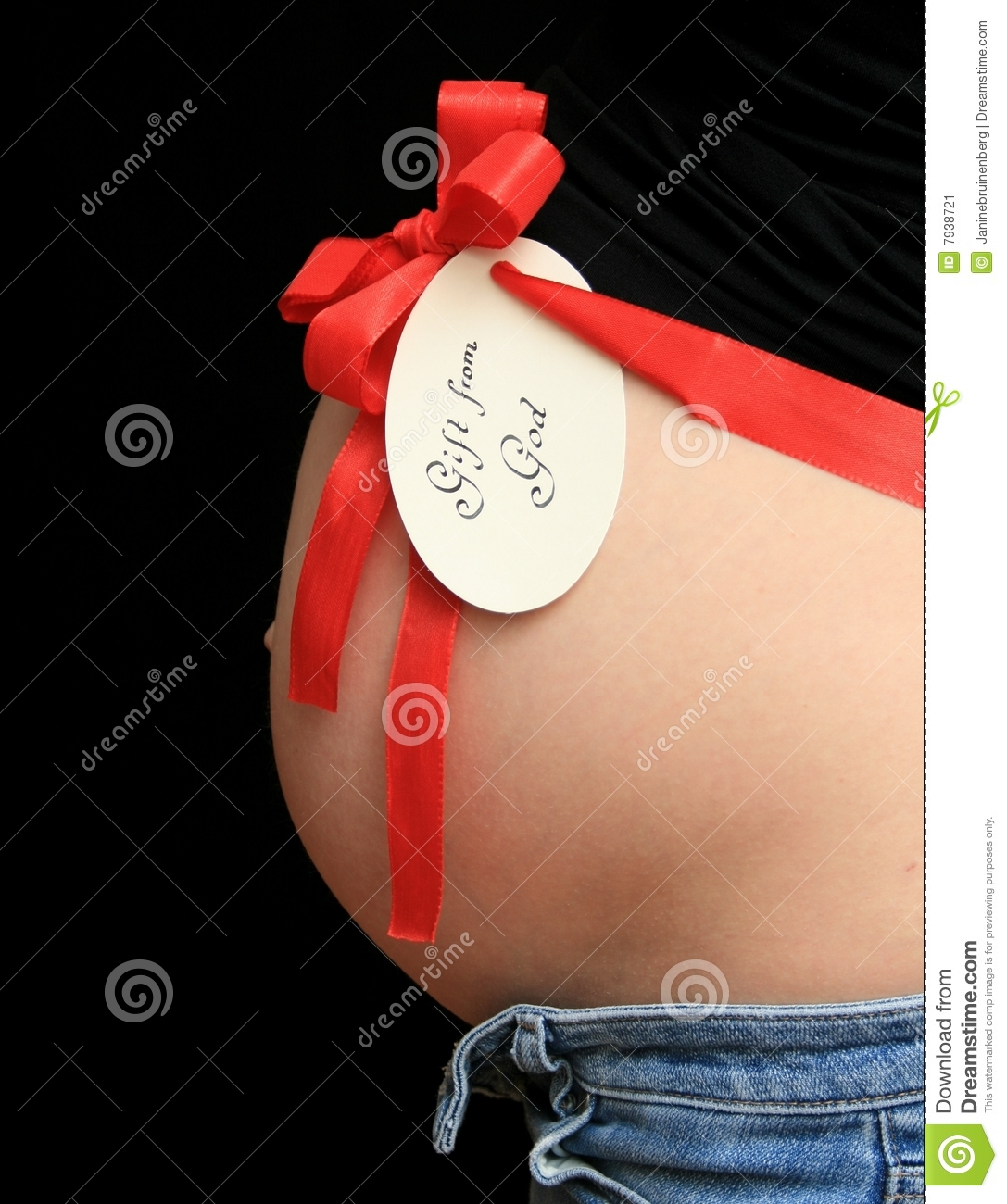 Pregnant - Gift from God