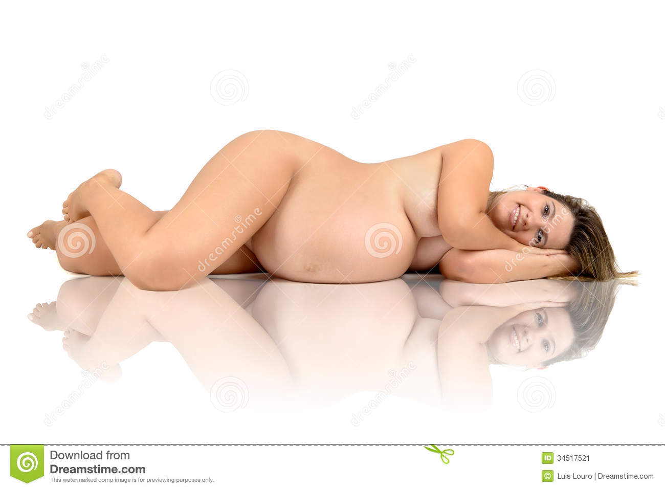Beautiful Nude Pregnant Women 13