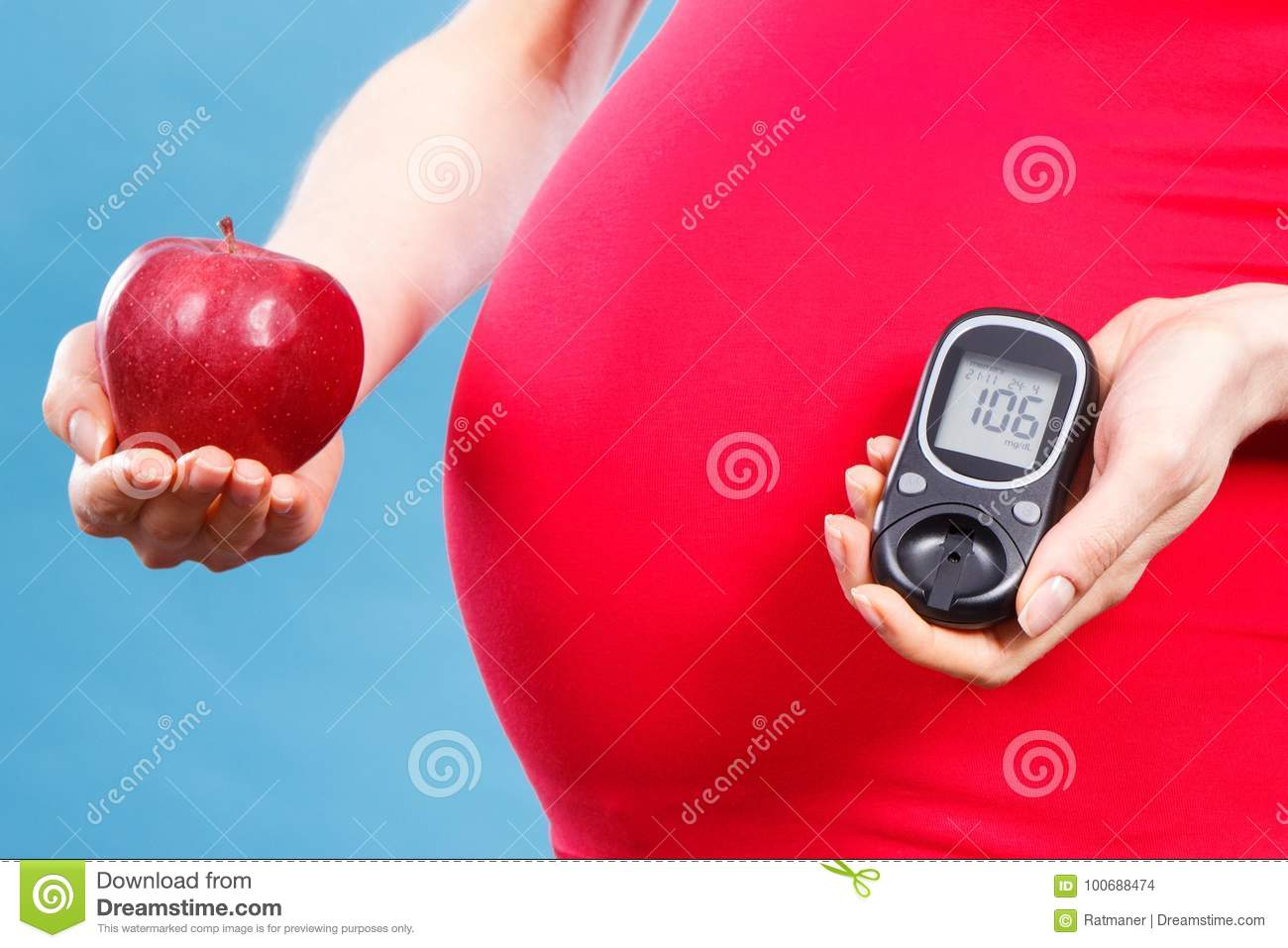 Red Apple During Pregnancy