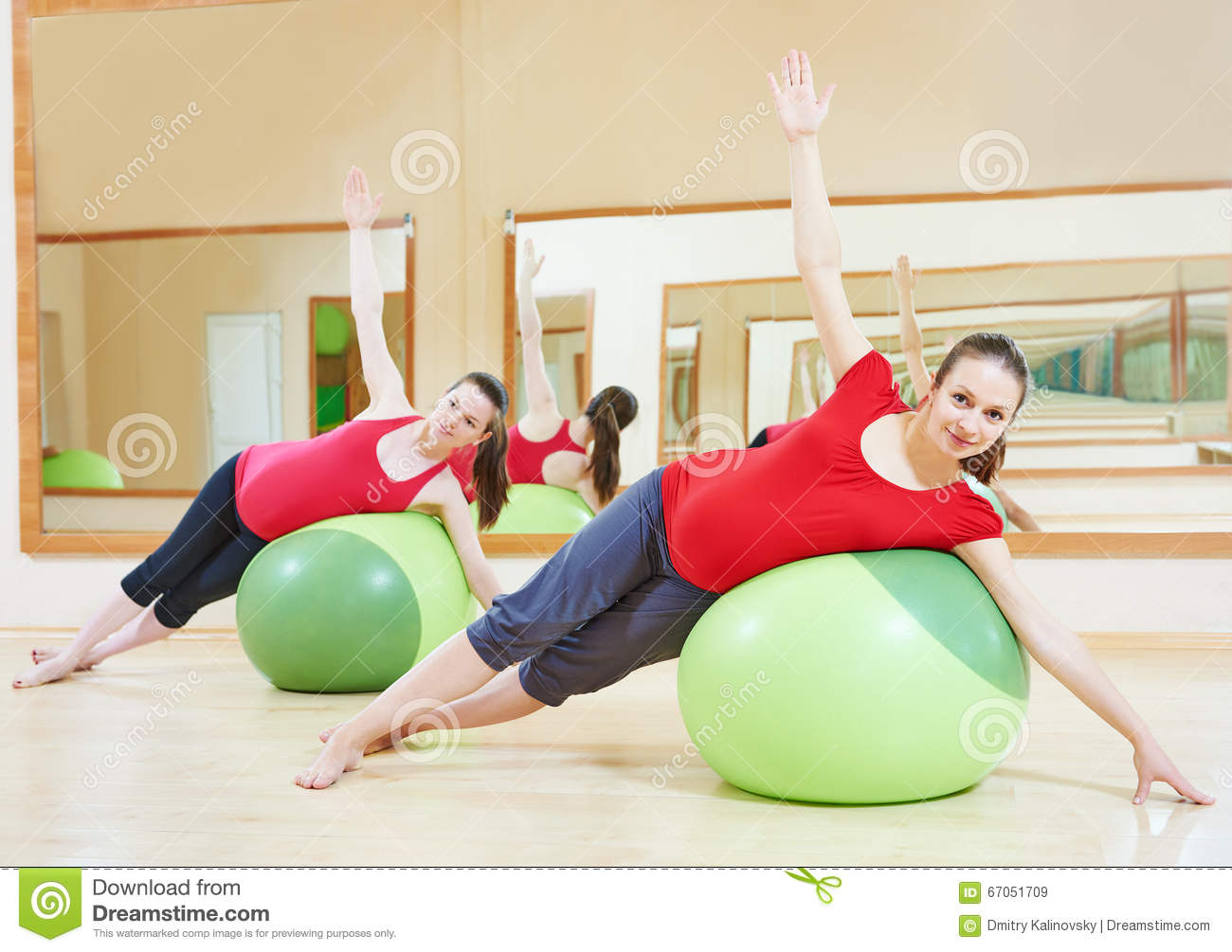 Exercise Ball For Pregnant Women 4