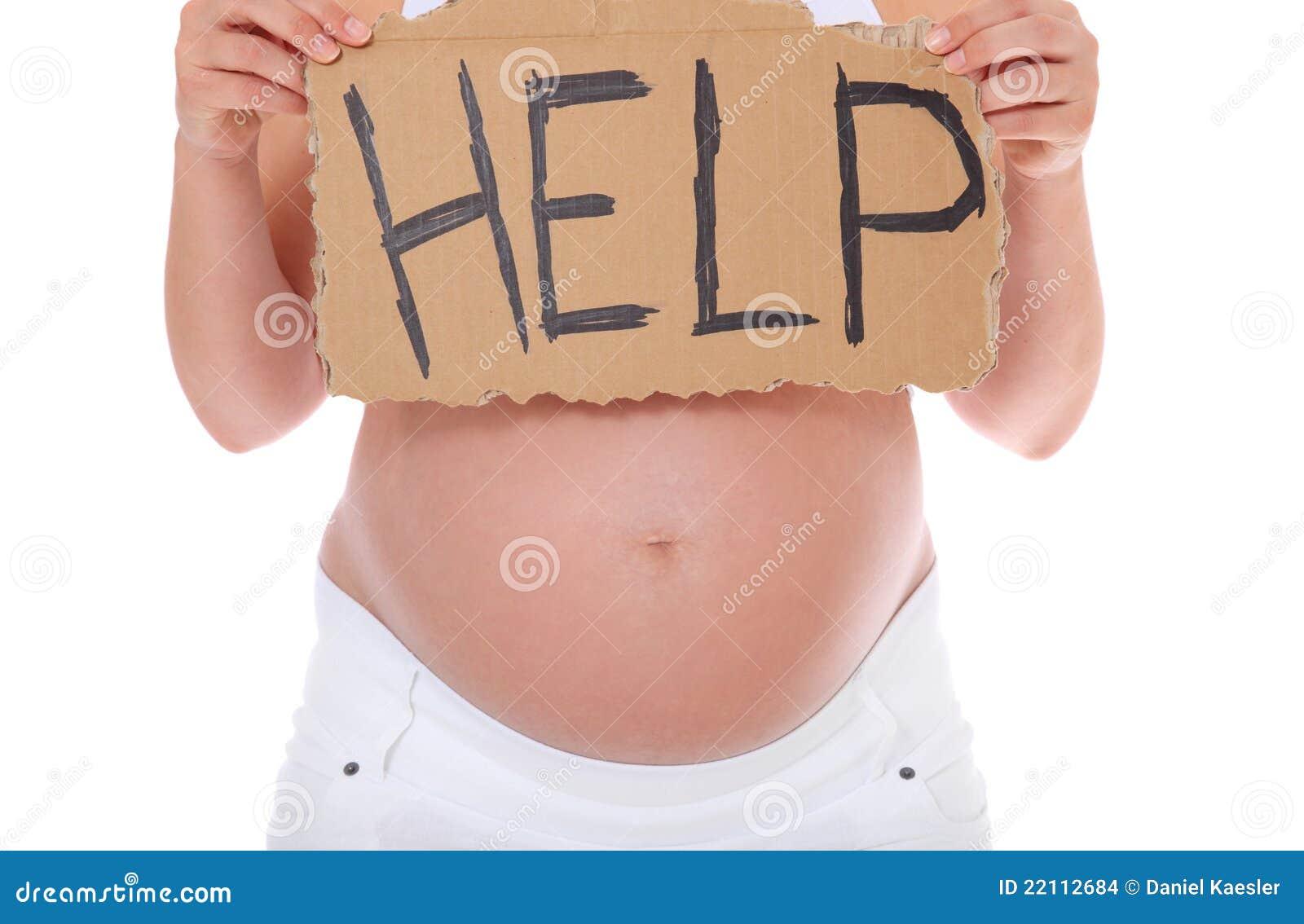 Pregnant Women Help 98
