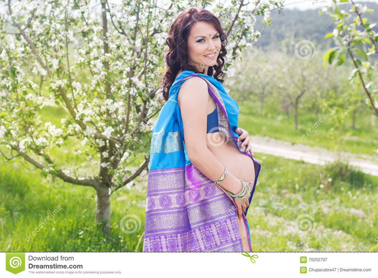 indian pregnant mom stock photos - download 108 images