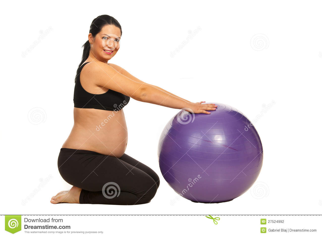 Workout For Pregnant Women 5