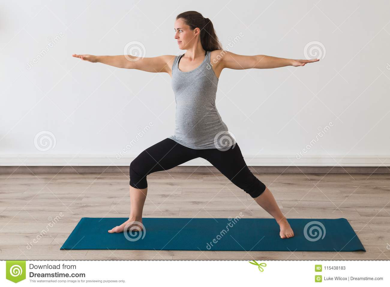 Standing Yoga Poses For Pregnant