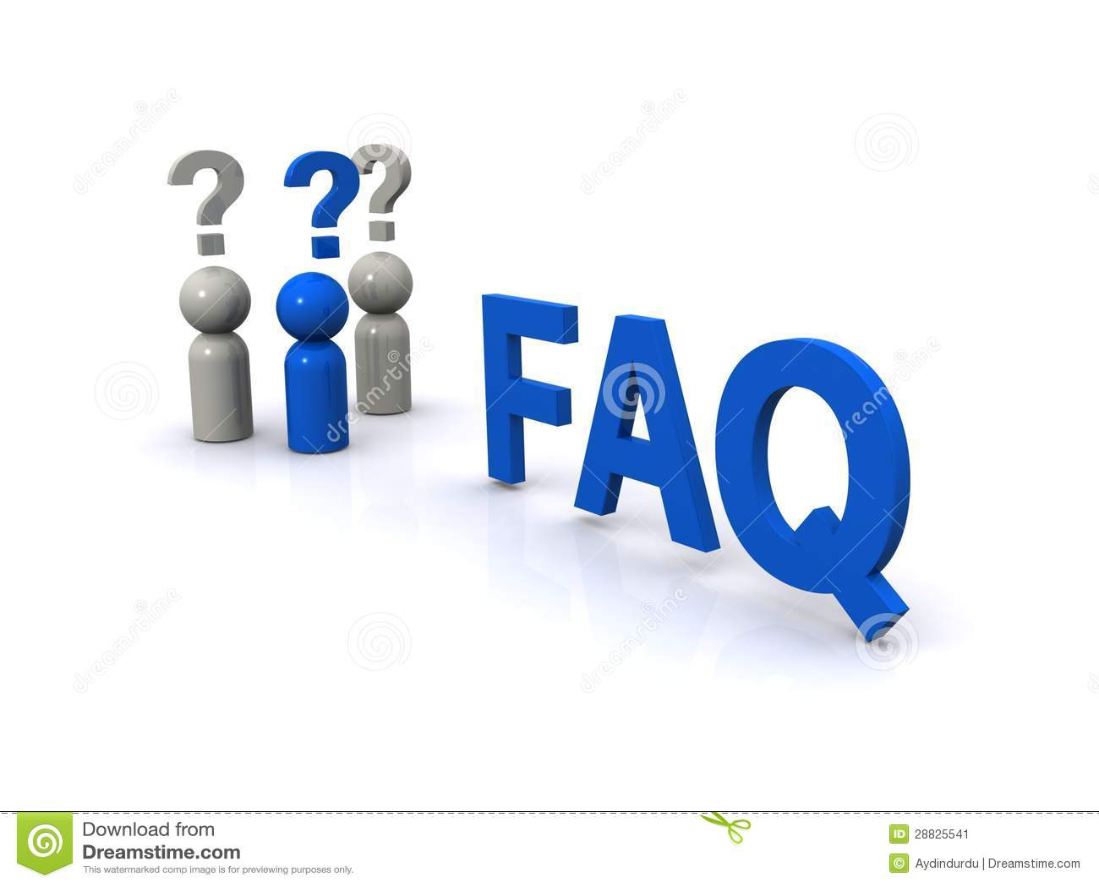 Preguntas con frecuencia hechas
