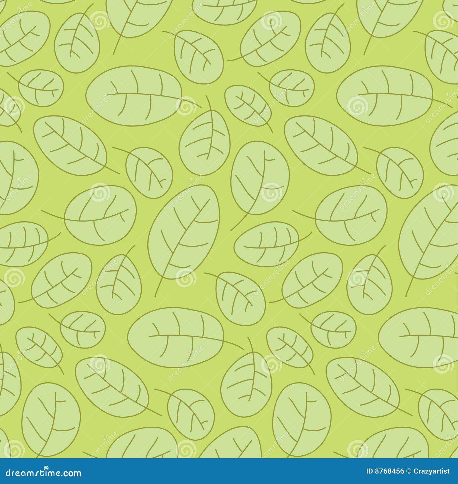 Preiselbeere treibt semless Muster Blätter