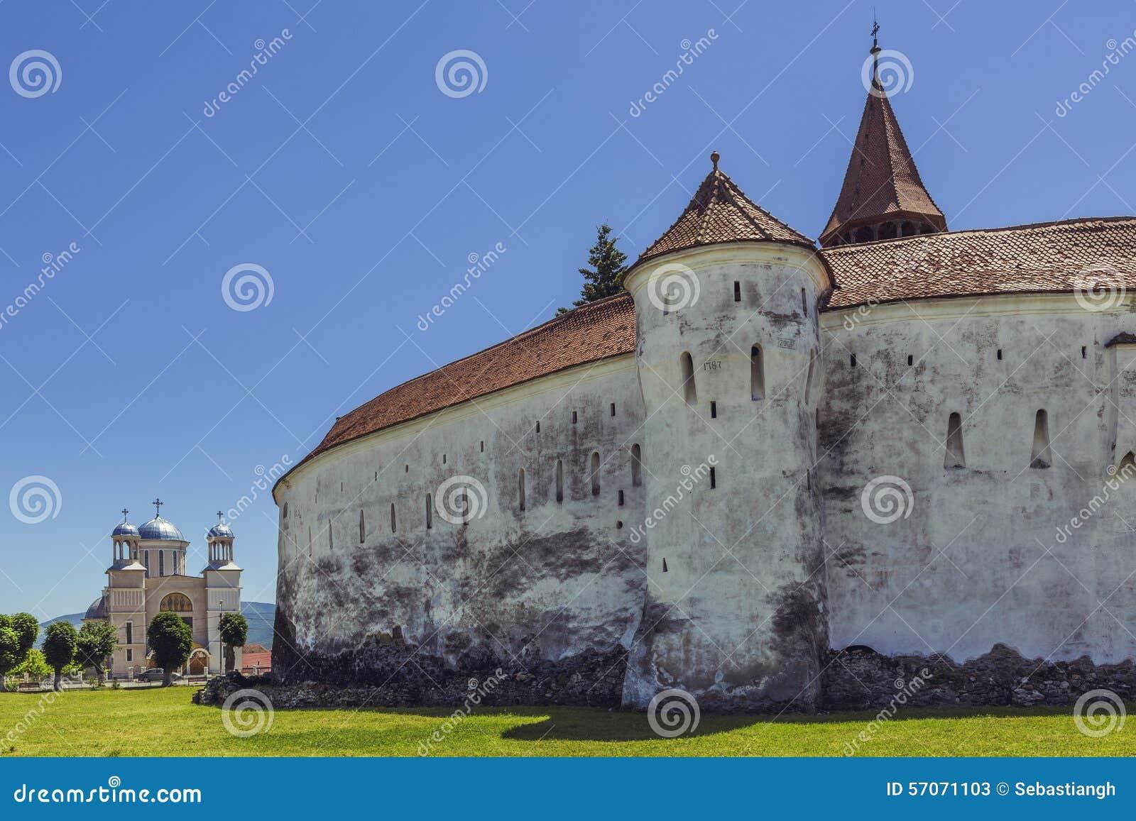 Prejmer Versterkte Kerk, Roemenië