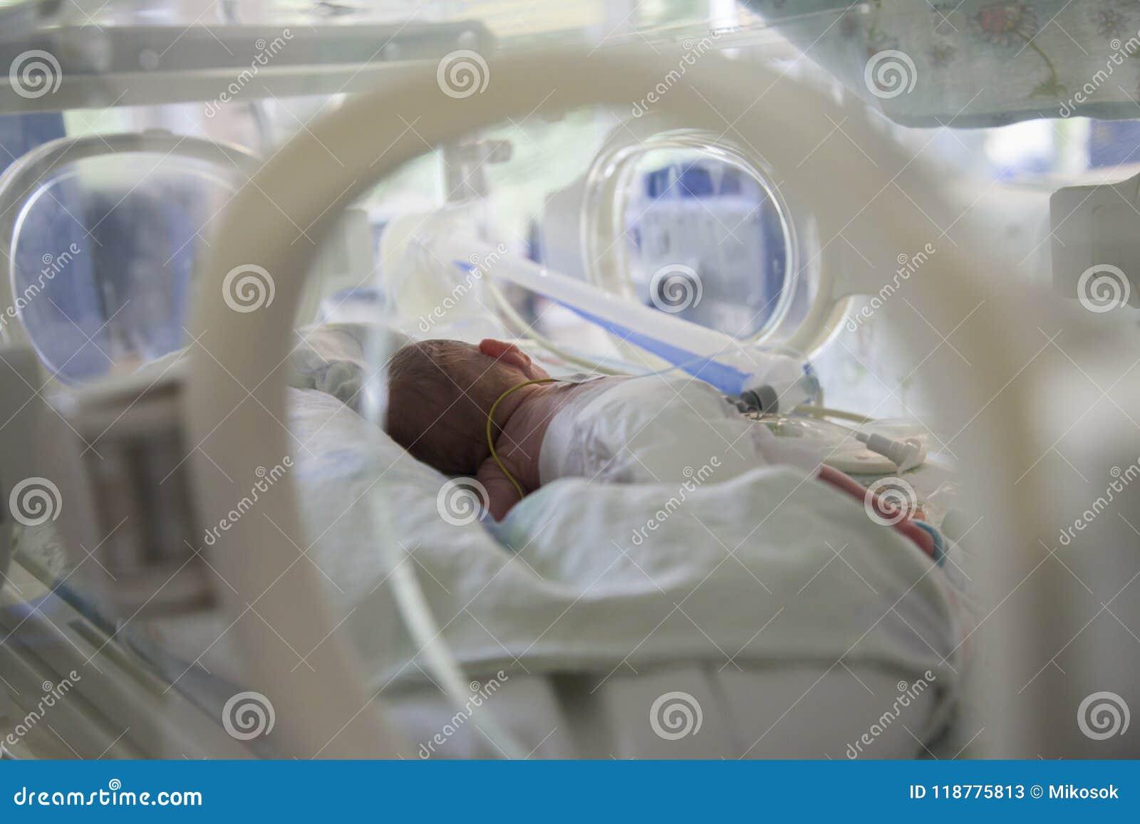 Neonatal Intensive Care Editorial Stock Photo Image Of Nurse
