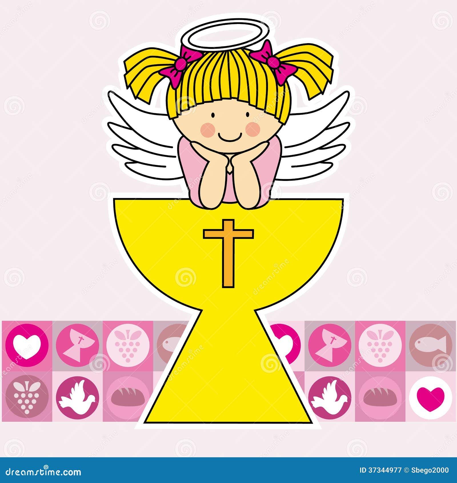 Première fille de communion