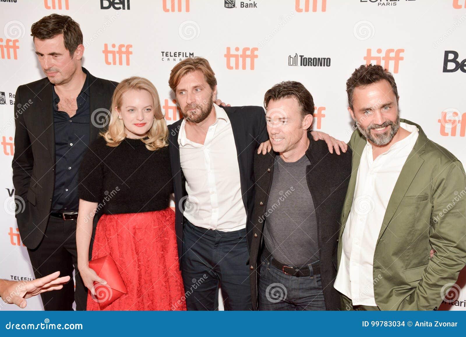 Première van ` het Vierkant bij Internationaal de Filmfestival 2017 van Toronto