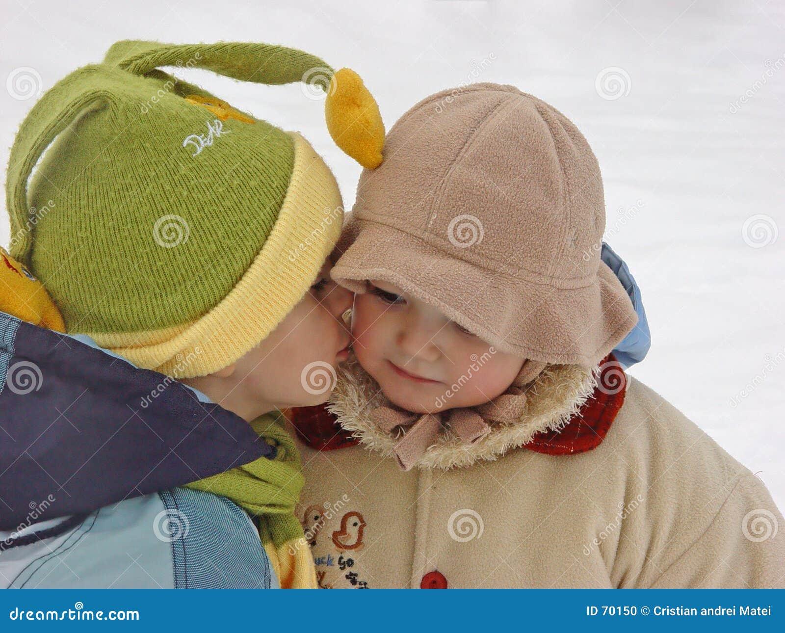 Premier baiser 1