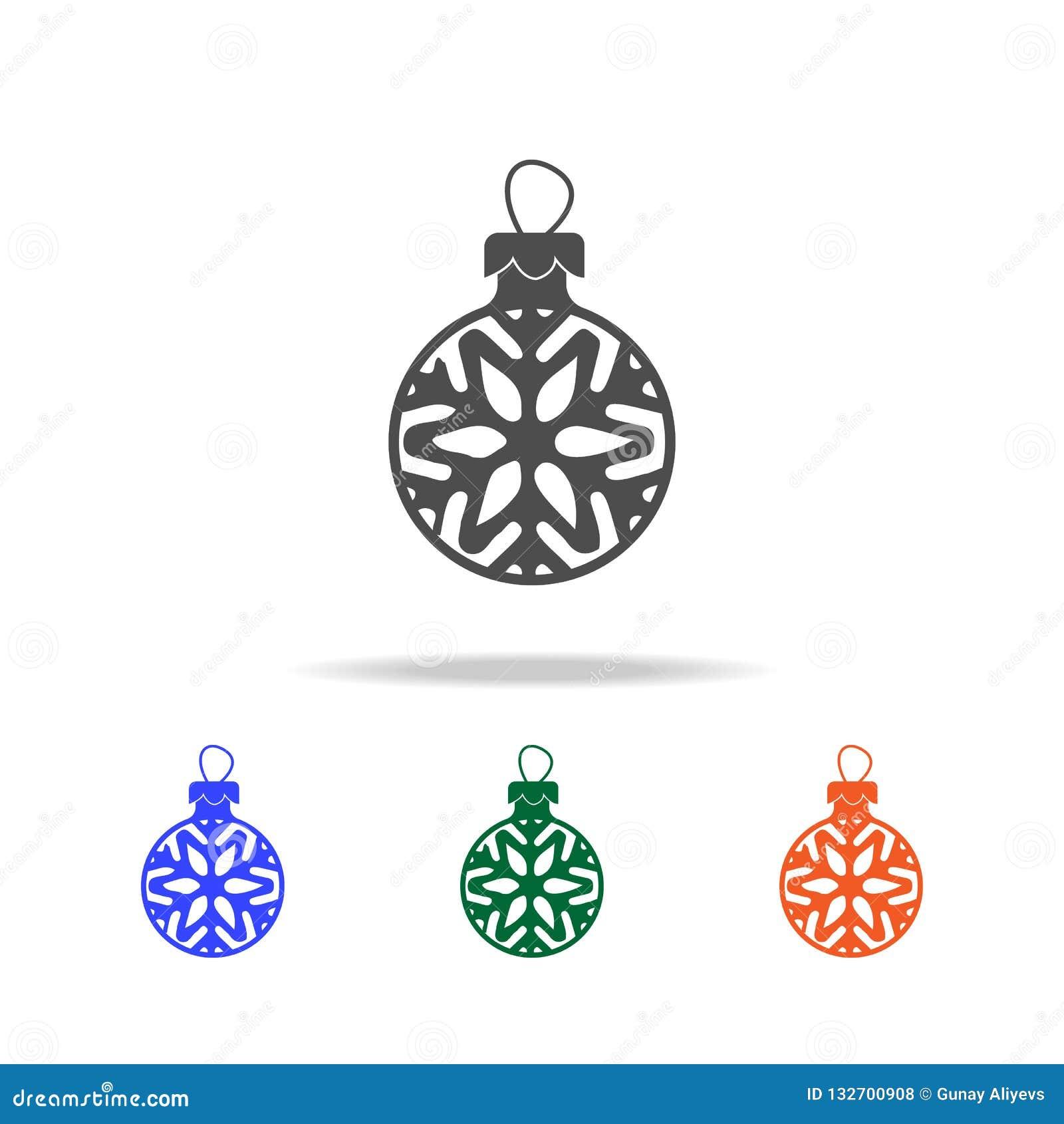 Christmas Holidays Icon.Premium Christmas Ball Icon Elements Of Christmas Holidays