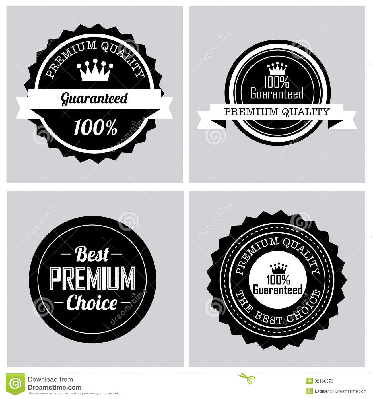 premium labels stock vector illustration of icon price 32166976