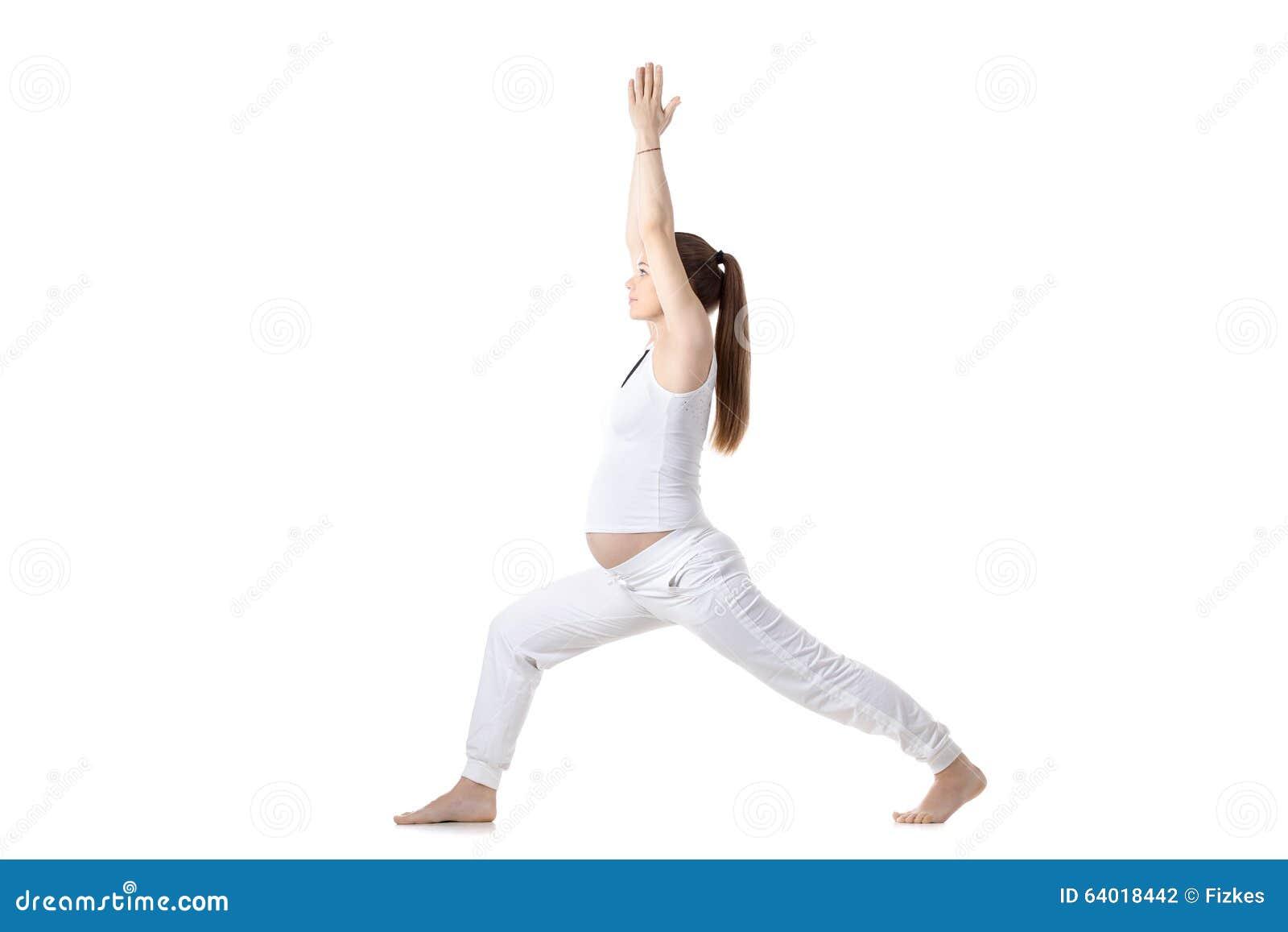 Prenatale Yoga, Strijder die ik heb gesteld