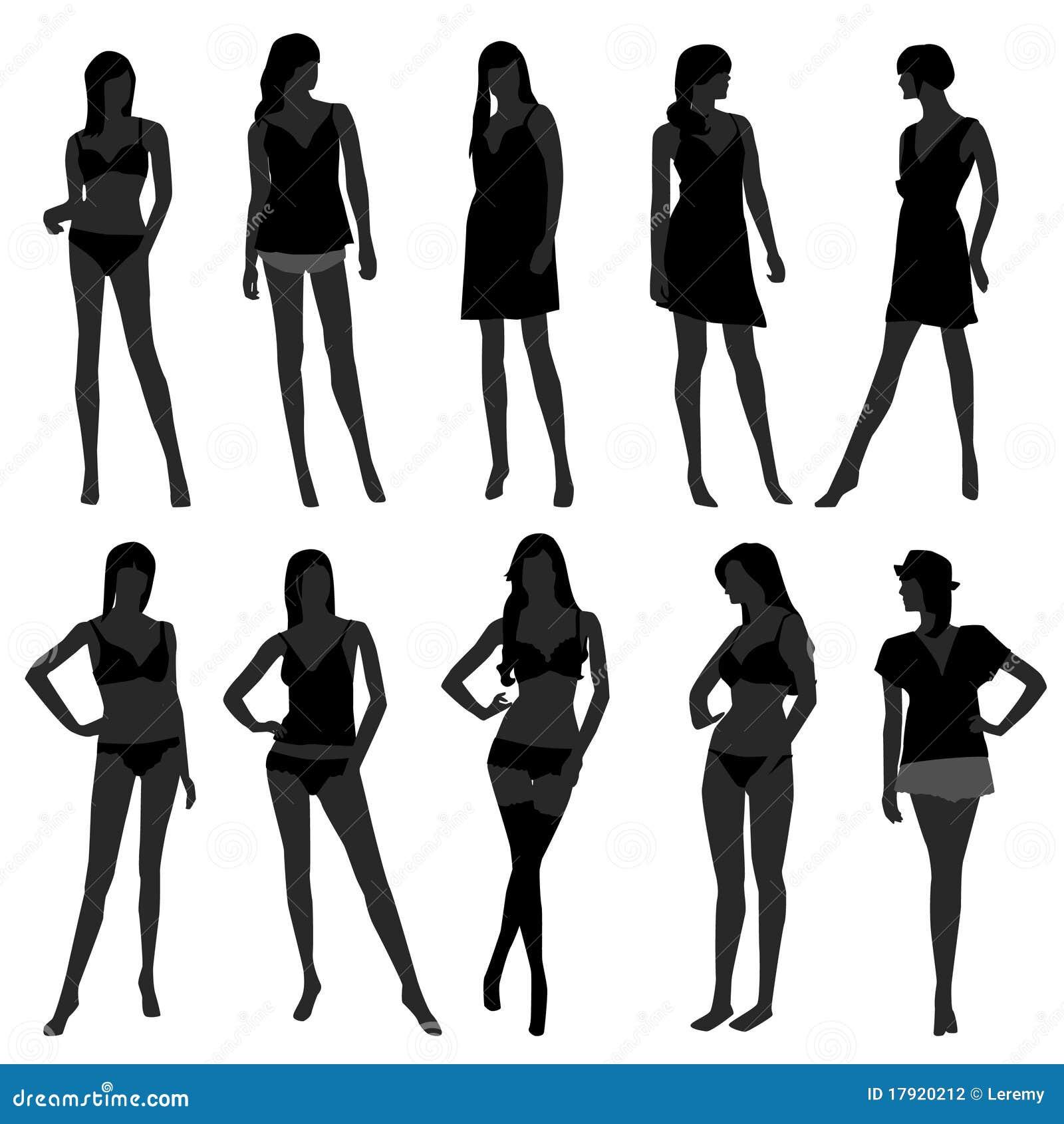 Prendas ntimas femeninas de la ropa interior de la manera for Prendas interiores femeninas