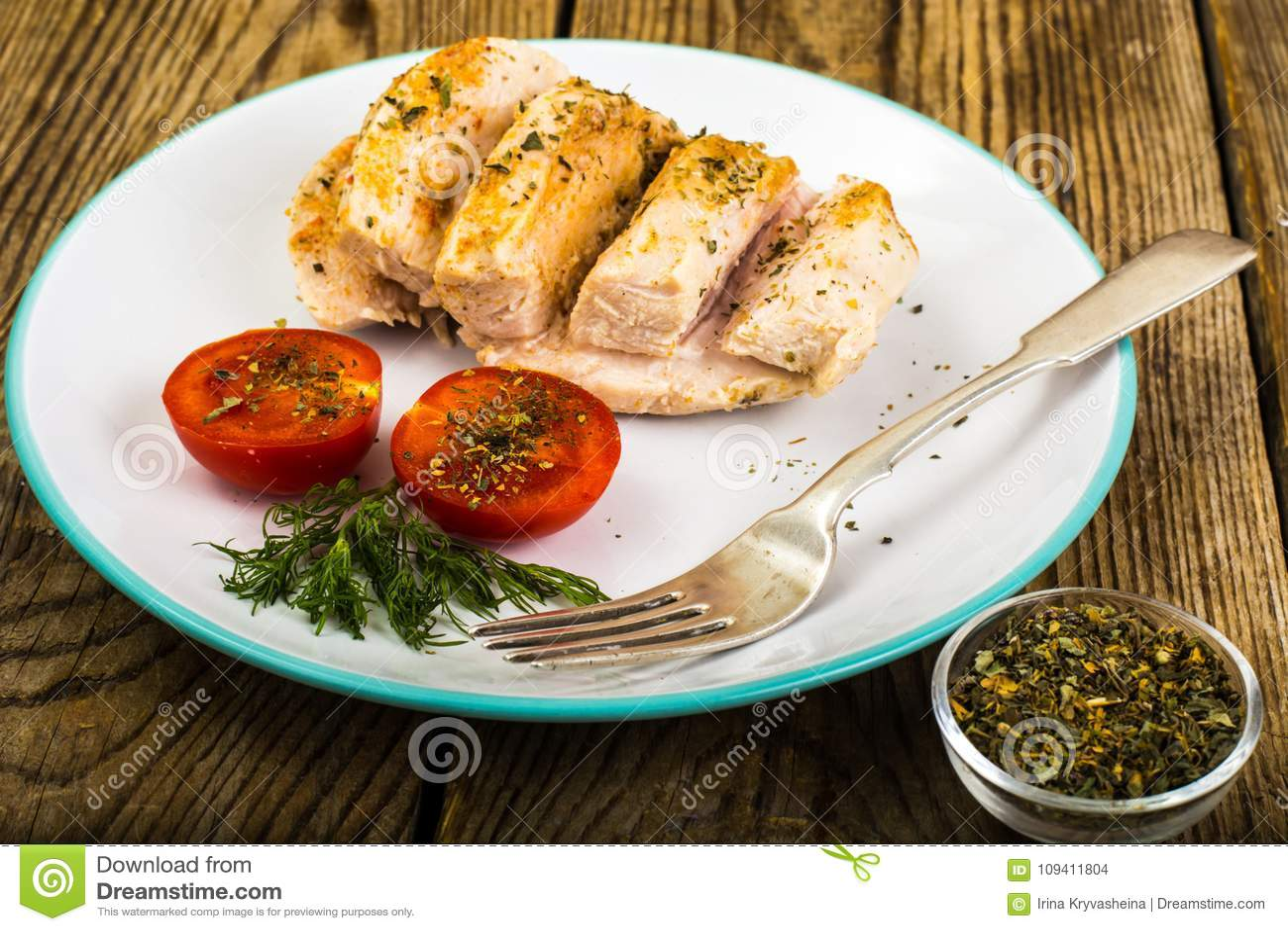 dieta del tomate y pollo