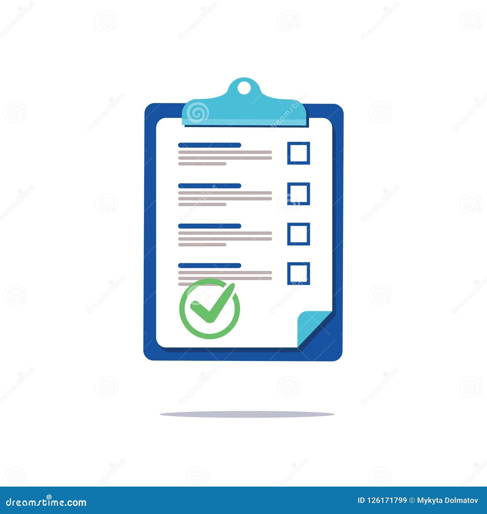 Prenuptial Agreement Document Check List Clipboard Sociology