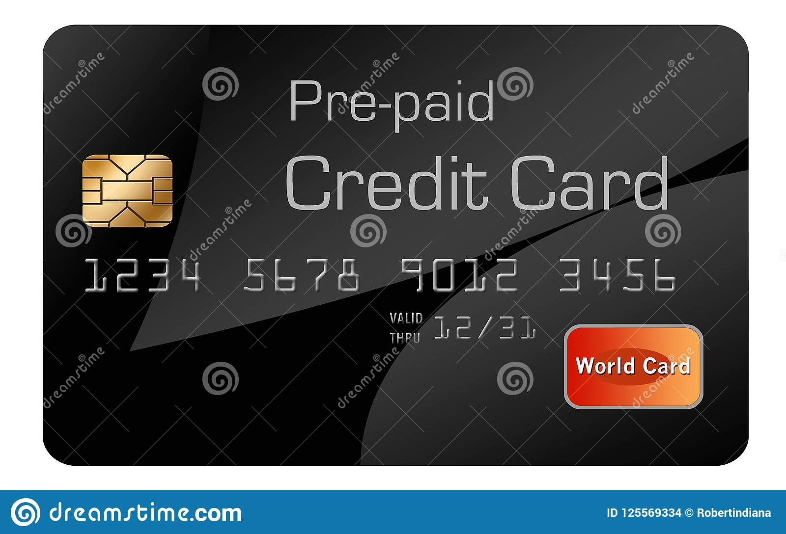 Prepaid Credit Cards >> This Is A Prepaid Credit Card Collateralized Credit Card