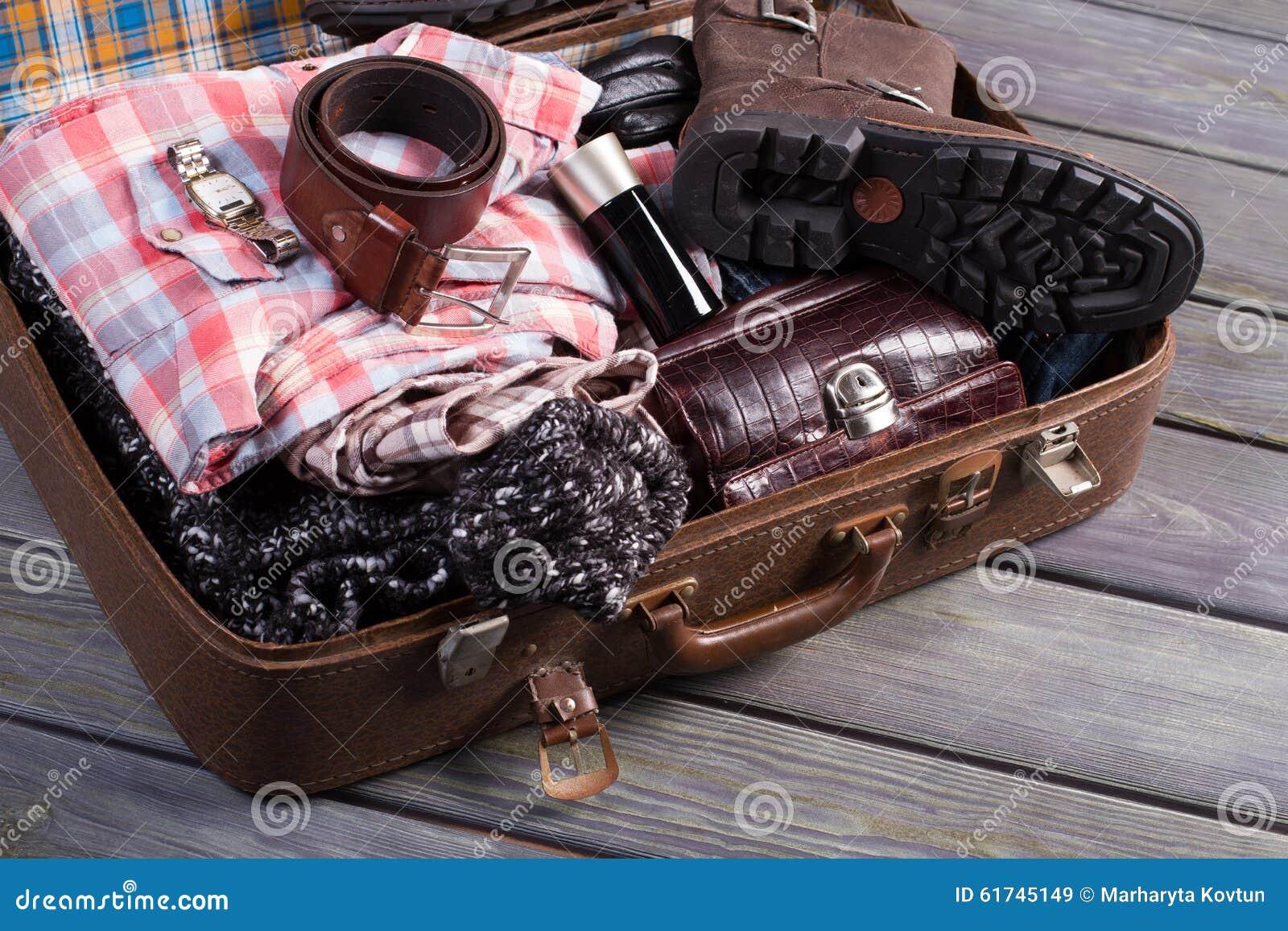 Preparando per il viaggio