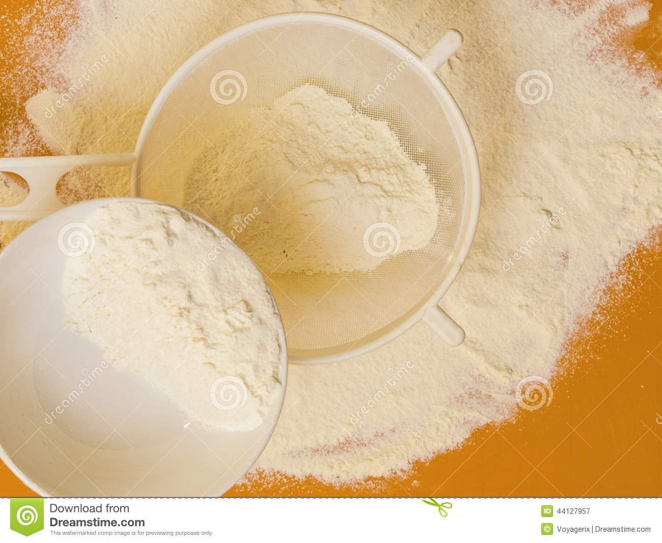 how to make wheat flour bdo